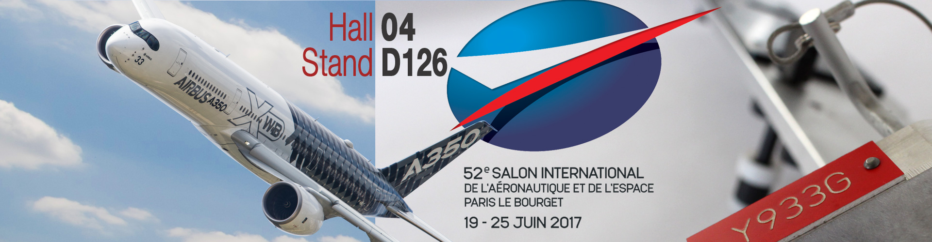 Salon du Bourget - Groupe Arbm
